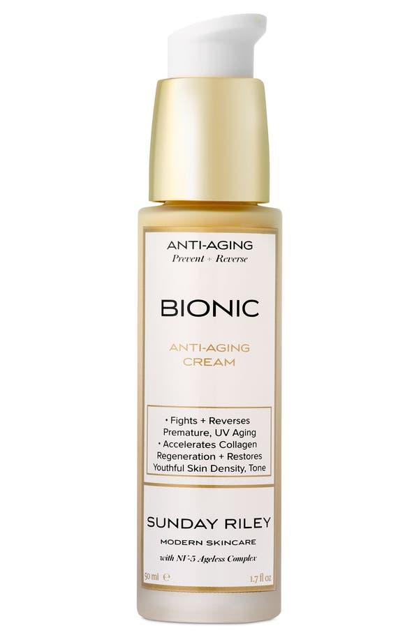 Main Image - Sunday Riley 'Bionic' Anti-Aging Cream