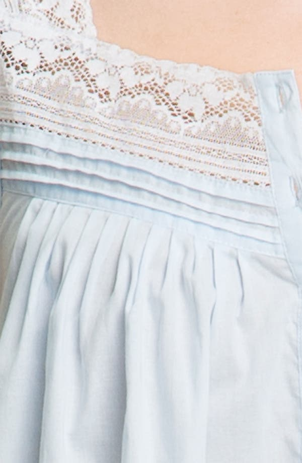 Alternate Image 3  - Eileen West Sleeveless Ballet Nightgown