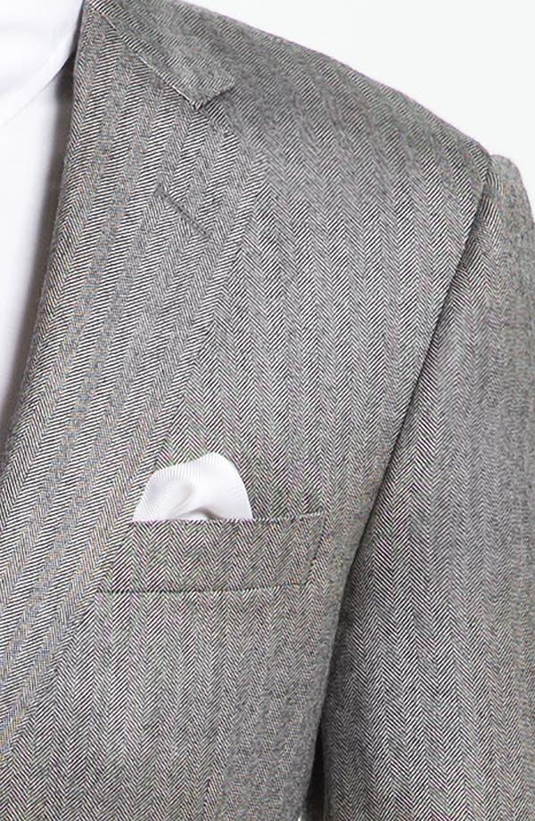 Alternate Image 3  - Samuelsohn Cashmere Sportcoat