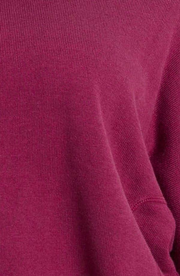 Alternate Image 3  - Sejour Seamed Dolman Sleeve Sweater (Plus)