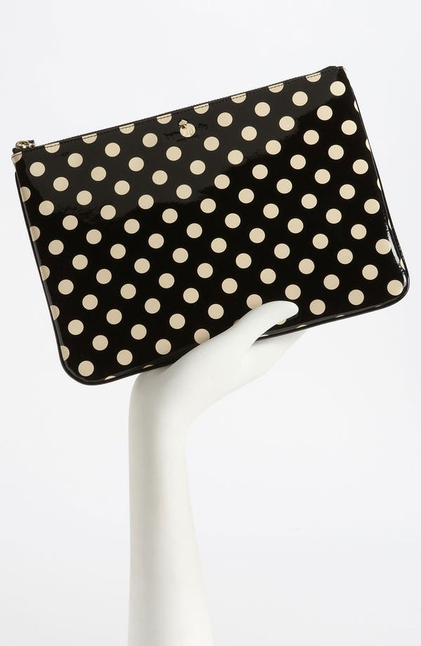 Alternate Image 2  - kate spade new york 'carlisle street - georgie' zip pouch