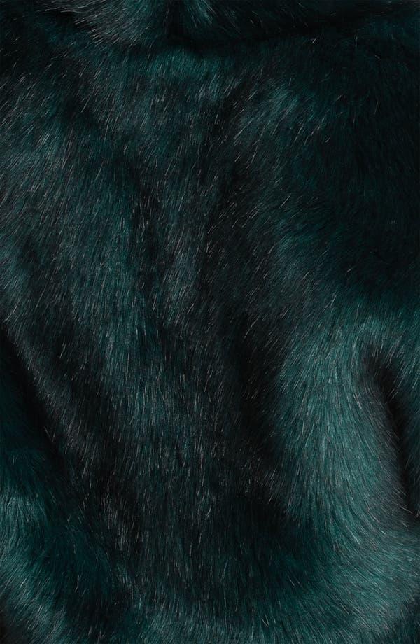 Alternate Image 3  - Eliza J Faux Fur Bolero