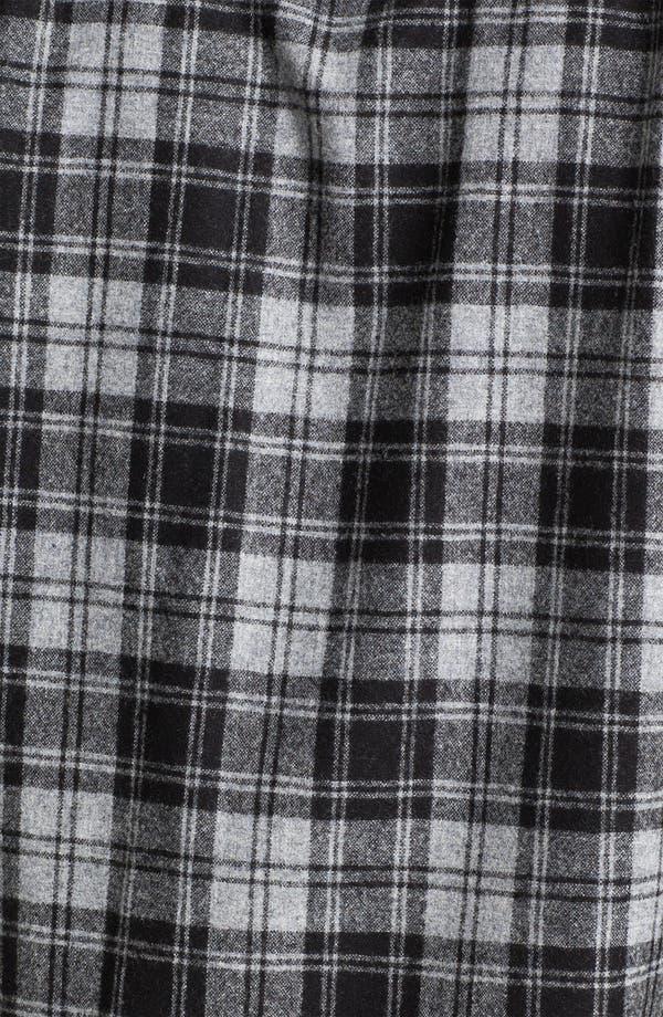 Alternate Image 3  - Pendleton 'Fireside' Wool Plaid Flannel Shirt