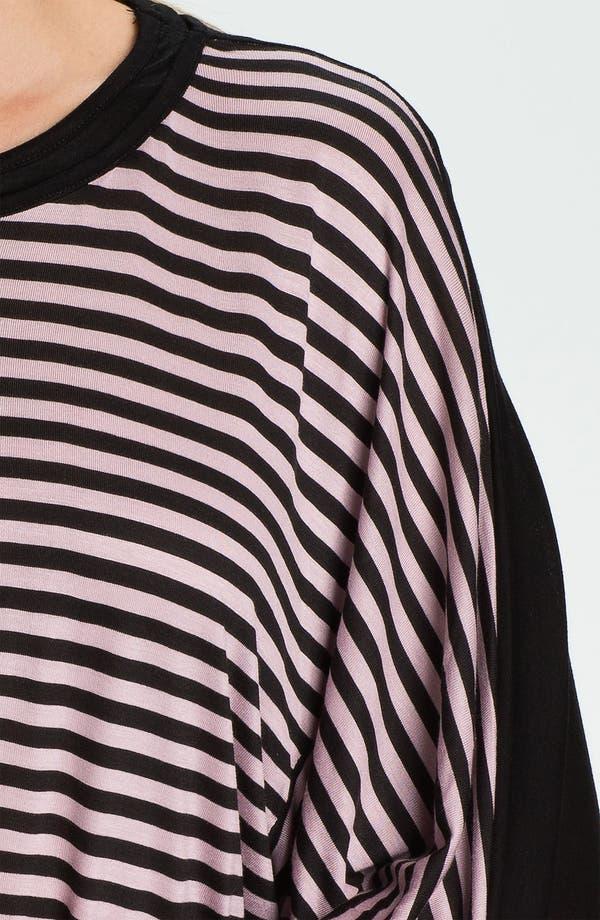 Alternate Image 3  - adidas by Stella McCartney 'Yoga' Stripe Tee