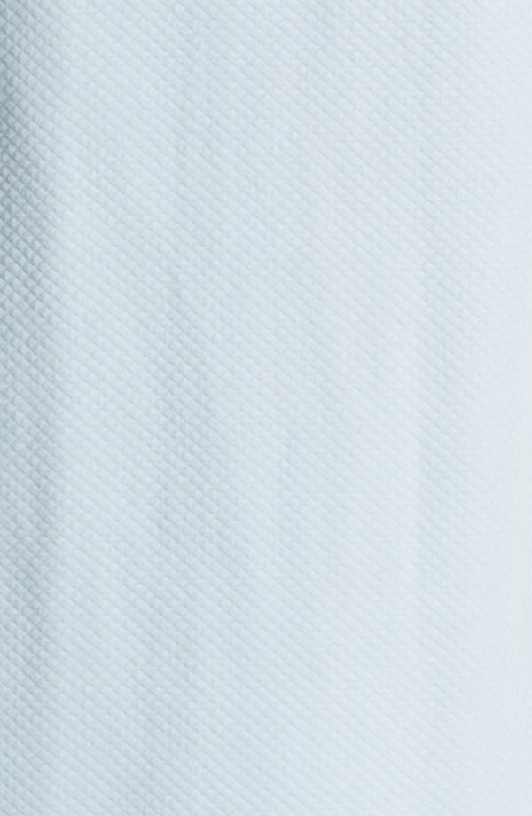 Alternate Image 3  - Carole Hochman Designs Diamond Quilt Zip Front Robe (Plus)