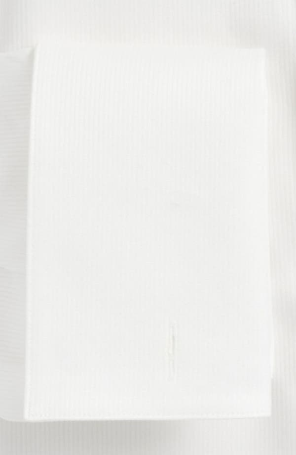 Alternate Image 2  - BOSS 'Marlyn' Sharp Fit Stripe French Cuff Tuxedo Shirt