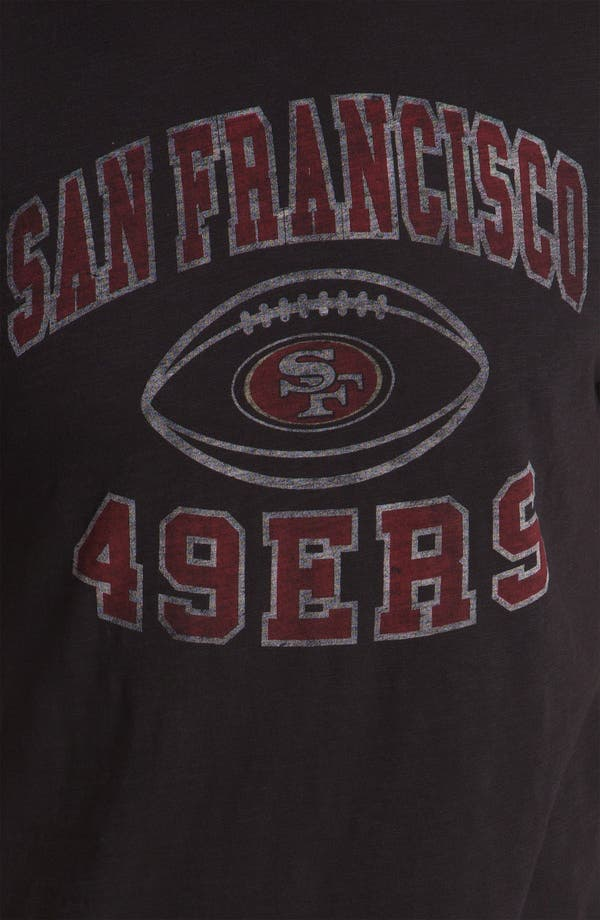 Alternate Image 3  - Banner 47 'San Francisco 49ers' T-Shirt
