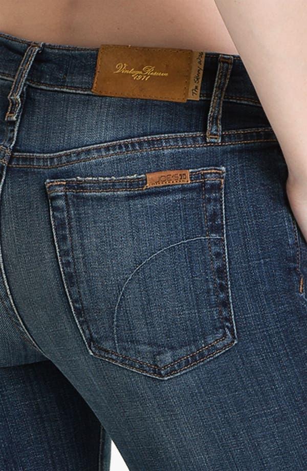 Alternate Image 3  - Joe's Skinny Stretch Jeans (Gerri)