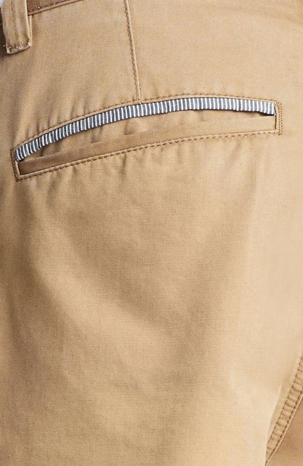 Alternate Image 3  - Topman Carrot Skinny Fit Chinos