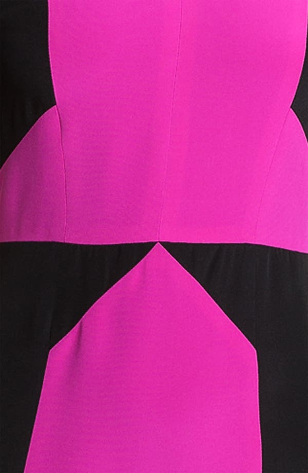 Alternate Image 3  - Rebecca Minkoff 'Crystal' Colorblock Dress
