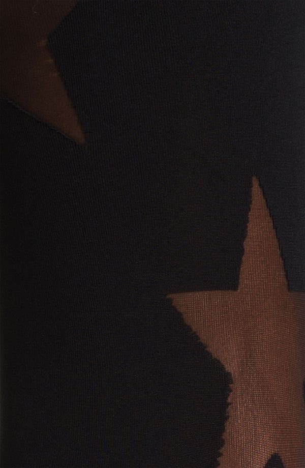 Alternate Image 2  - Pretty Polly 'House of Holland' Reverse Star Tights