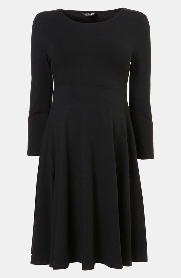 Main Image - Topshop Stretch Jersey Maternity Dress
