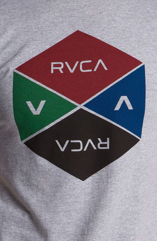 Alternate Image 3  - RVCA 'Hexy' T-Shirt
