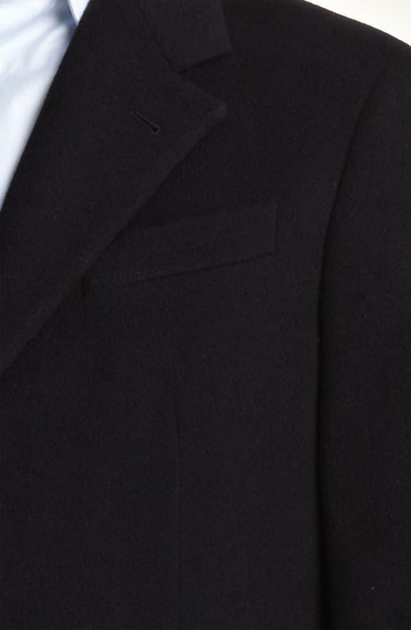 Alternate Image 3  - Armani Collezioni 'Executive' Topcoat