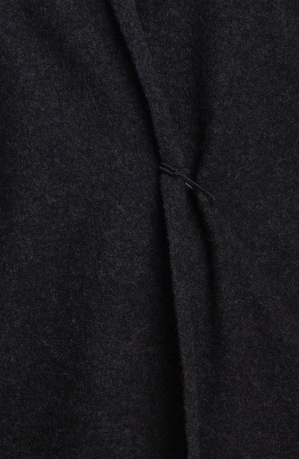 Alternate Image 5  - Eileen Fisher Merino Wool Roll Sleeve Jacket (Plus)