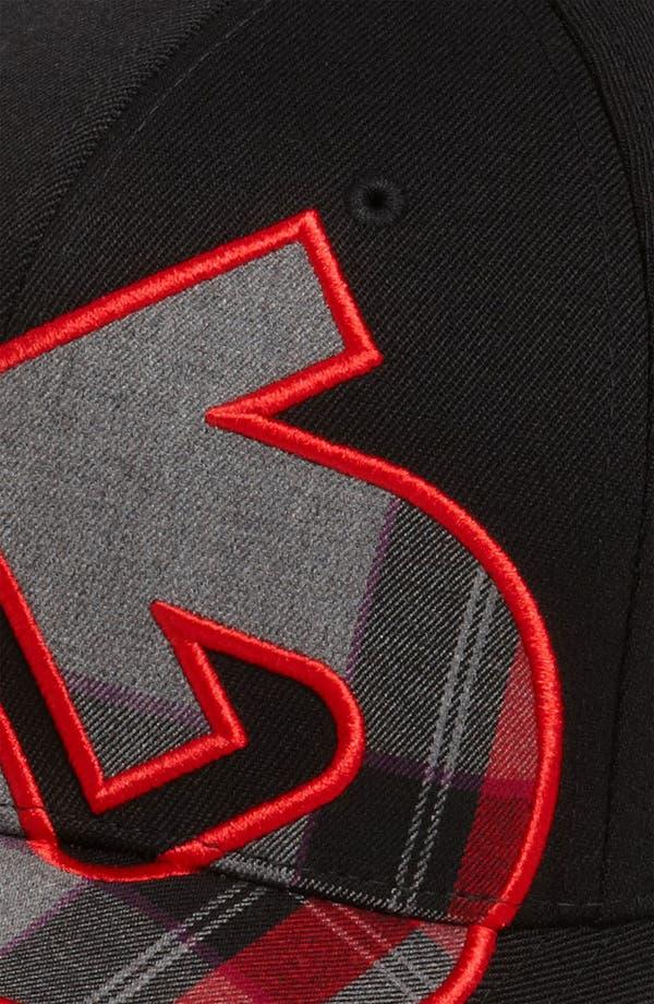 Alternate Image 2  - Burton 'Sliderstyle' Flexfit Baseball Cap