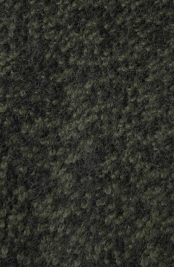 Alternate Image 3  - Topshop 'Tex' Bouclé Coat