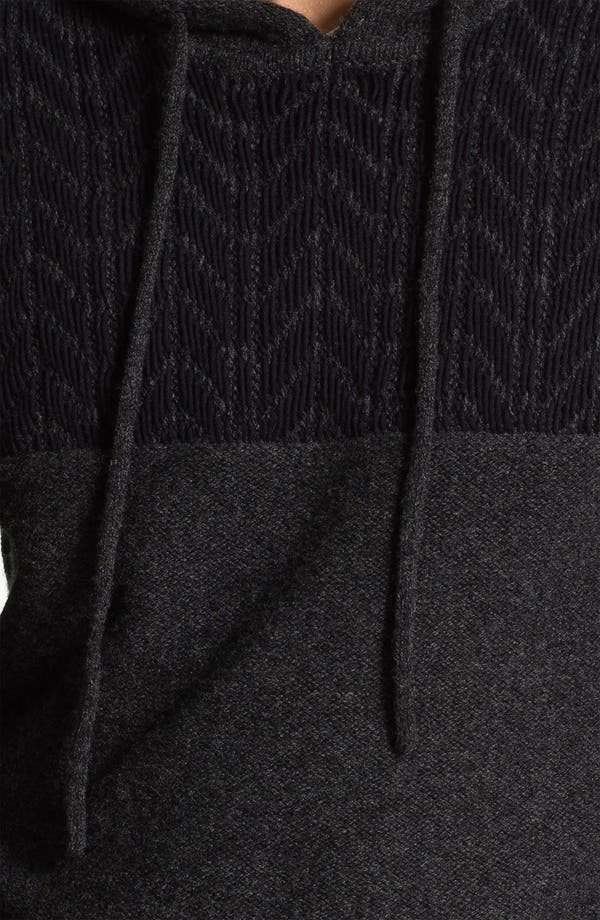 Alternate Image 3  - Edun 'GG' Hooded Sweater
