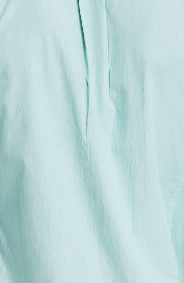 Alternate Image 3  - Descendant of Thieves Fine Stripe Woven Shirt
