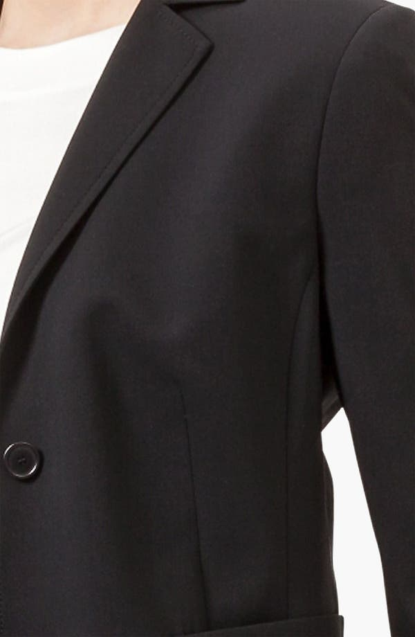 Alternate Image 4  - Akris punto Two Button Wool Jacket