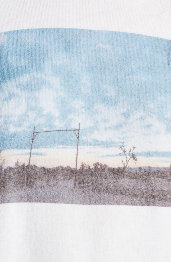 Alternate Image 3  - Wildfox 'Camp Nowhere' Graphic Sweatshirt