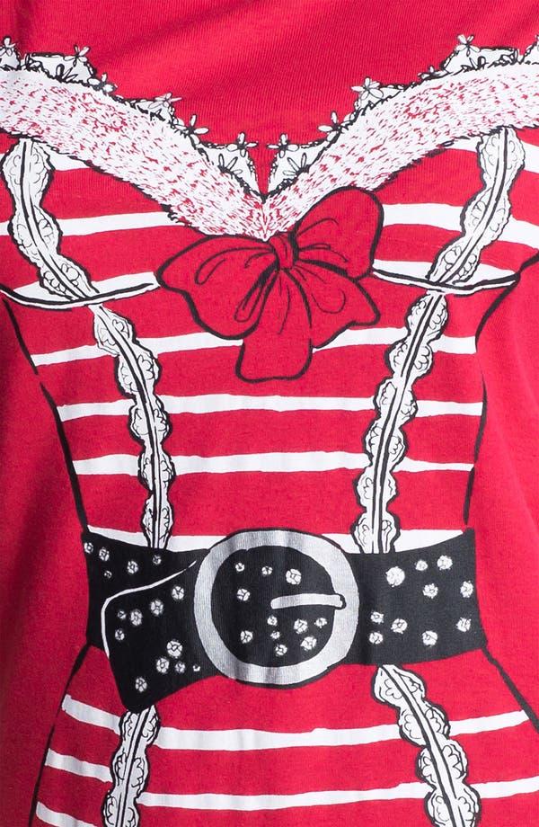 Alternate Image 3  - In Bloom by Jonquil 'Santa Baby' Sleep Shirt