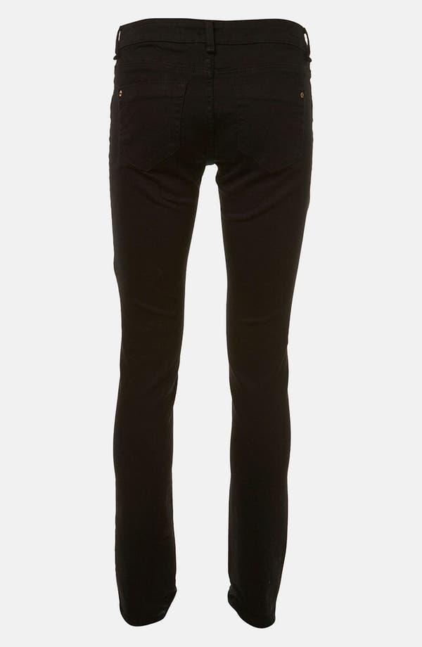 Alternate Image 2  - Topshop Moto 'Baxter' Skinny Jeans