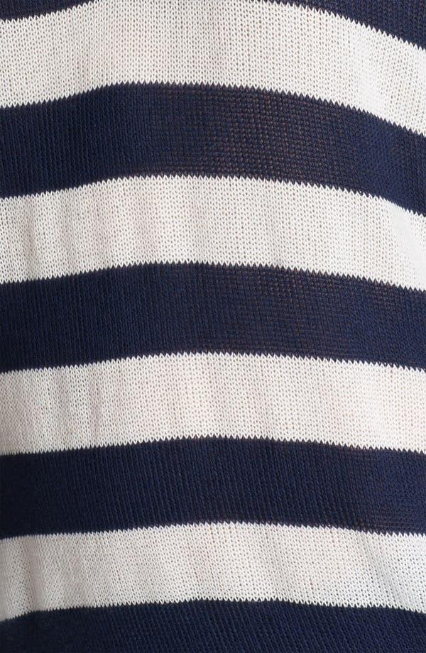 Alternate Image 3  - Soft Joie 'Erickson' Stripe Hooded Sweater