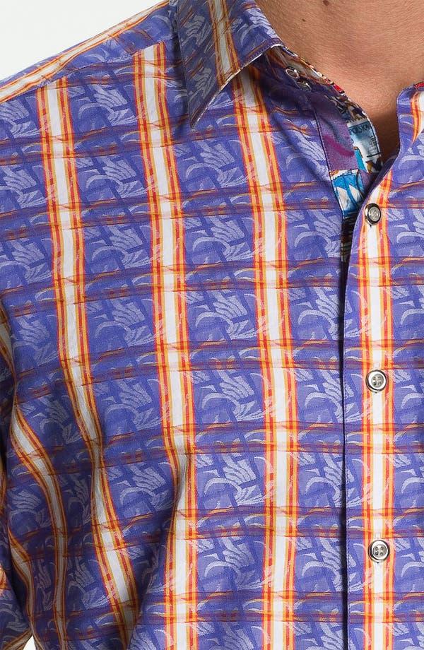 Alternate Image 4  - Robert Graham 'Gobline' Sport Shirt