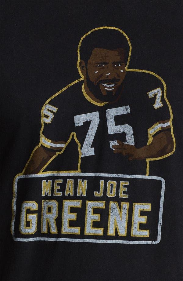 Alternate Image 3  - Red Jacket 'Hyperbole - Mean Joe Green' T-Shirt