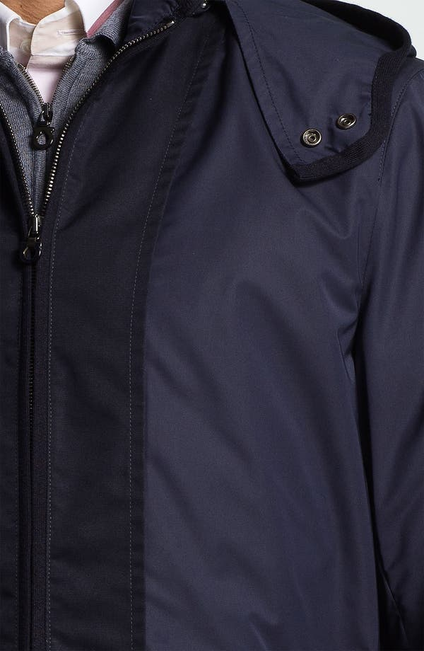 Alternate Image 3  - Salvatore Ferragamo Hooded Jacket