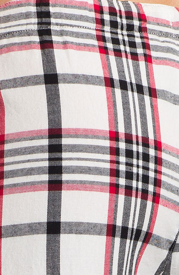 Alternate Image 3  - PJ Salvage 'Cherry Cherry' Check Pajama Pants