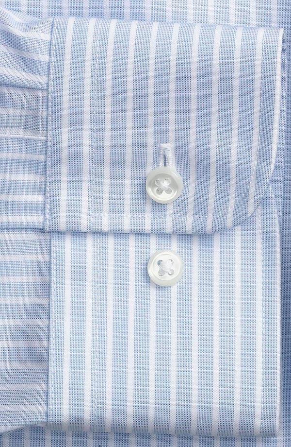 Alternate Image 3  - Nordstrom Trim Fit Non-Iron Dress Shirt (Online Exclusive)