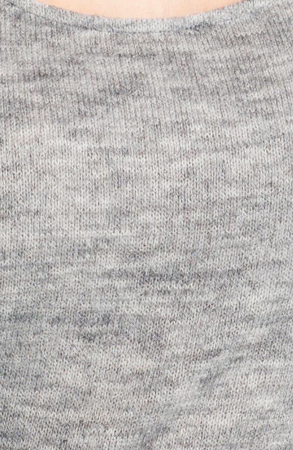 Alternate Image 3  - Gibson Peplum Sweater (Plus)