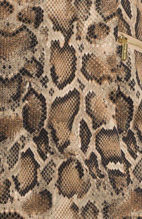 Alternate Image 3  - MICHAEL Michael Kors 'Mamba' Snake Print Pencil Skirt