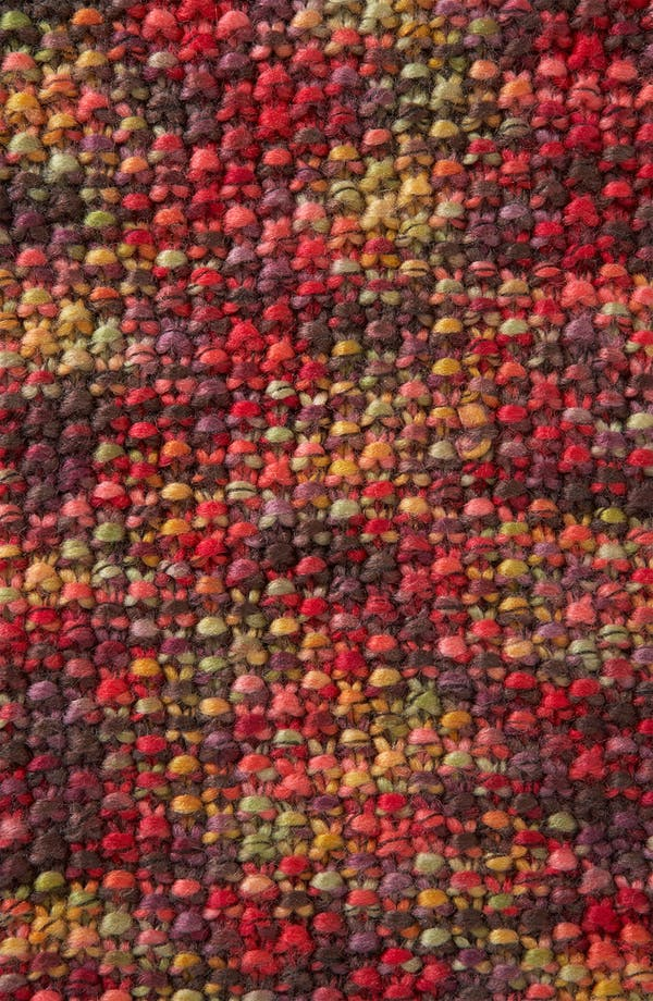 Alternate Image 3  - Topshop Rainbow Tweed Sweater