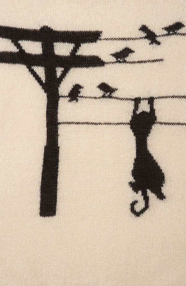 Alternate Image 3  - Topshop 'Cat-Tastrophe' Sweater