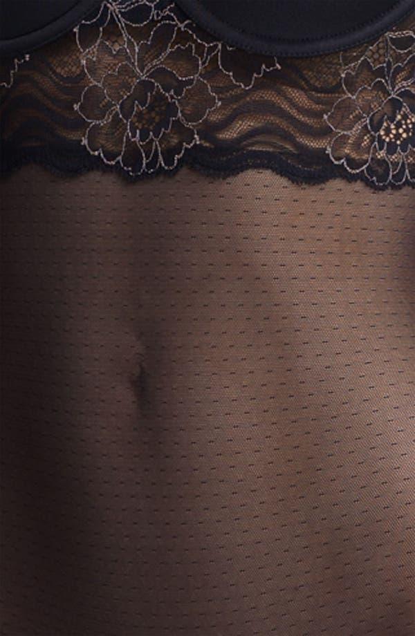 Alternate Image 3  - Miss Studio by La Perla 'Julie' Teddy