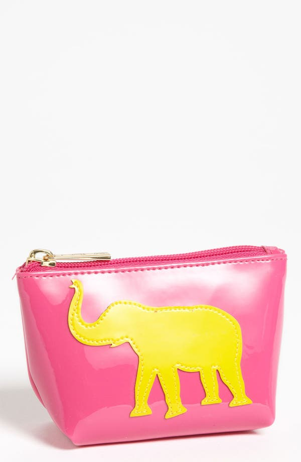 Alternate Image 1 Selected - Lolo 'Avery - Elephant Mini' Pouch