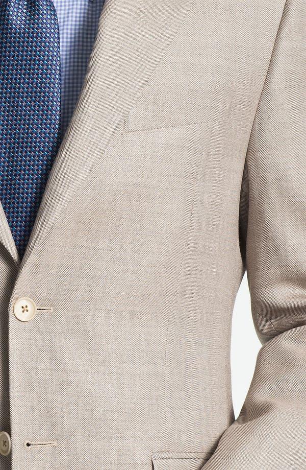 Alternate Image 3  - Joseph Abboud Silk Blend Sportcoat