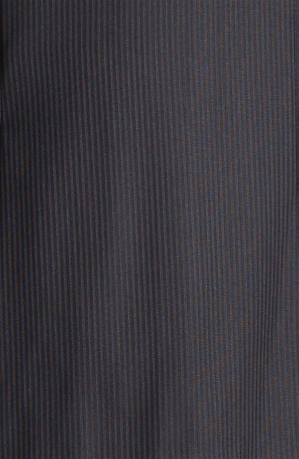 Alternate Image 6  - Hickey Freeman 'Beacon' Stripe Wool Suit