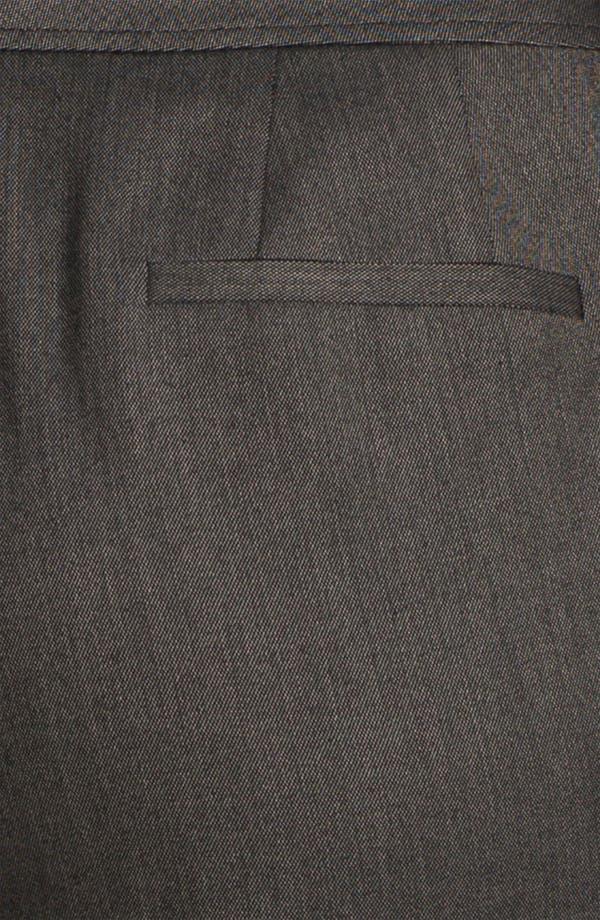 Alternate Image 3  - Sejour 'Bureau' Curvy Fit Trousers (Plus)