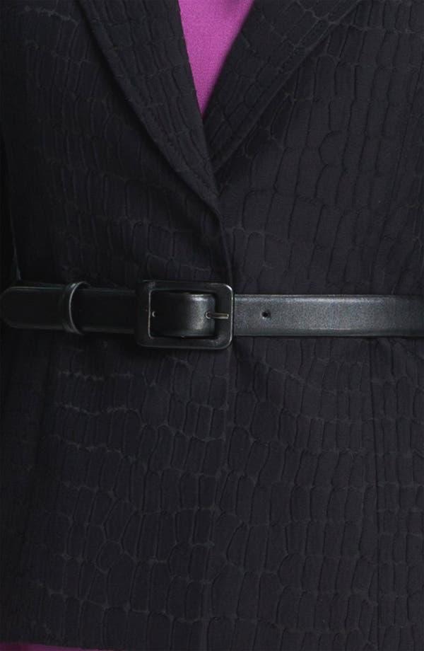 Alternate Image 3  - Classiques Entier® 'Dahlia Jacquard' Jacket