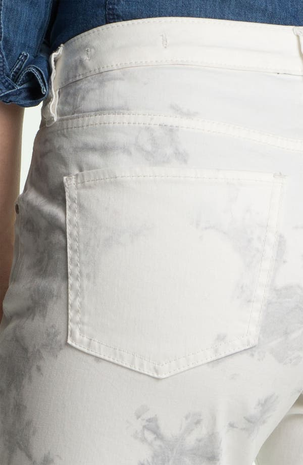 Alternate Image 3  - Jag Jeans 'Chloe - Tie Dye' Skinny Jeans