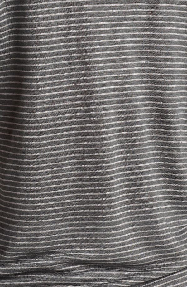 Alternate Image 3  - John Varvatos Collection Stripe Henley T-Shirt