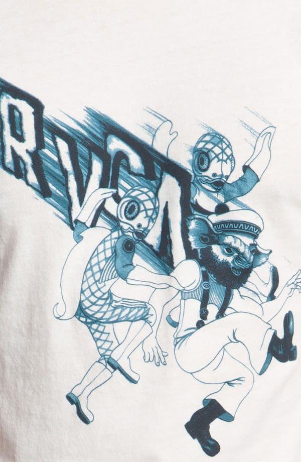 Alternate Image 3  - RVCA 'Ballistic' T-Shirt