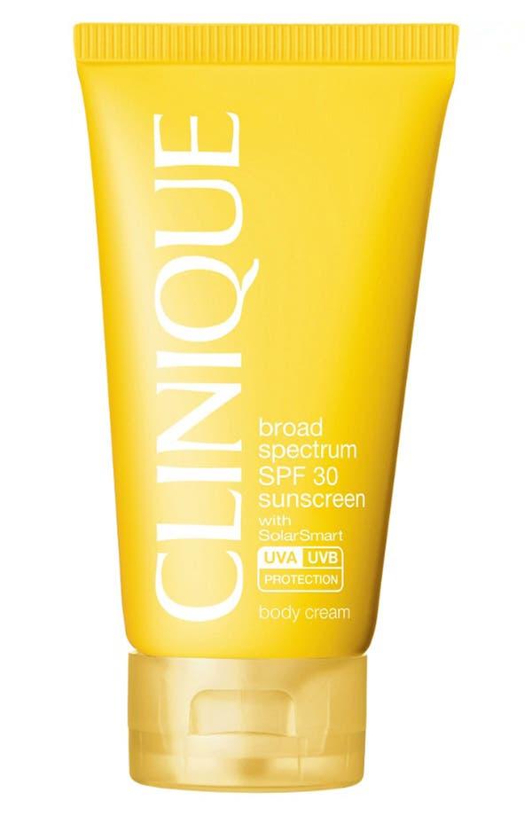 CLINIQUE 'Sun' Broad Spectrum SPF 30 Body Cream