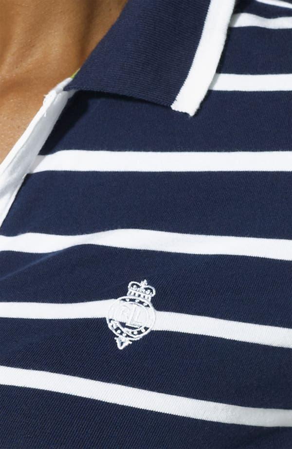 Alternate Image 3  - Lauren Ralph Lauren Polo Dress (Petite) (Online Exclusive)