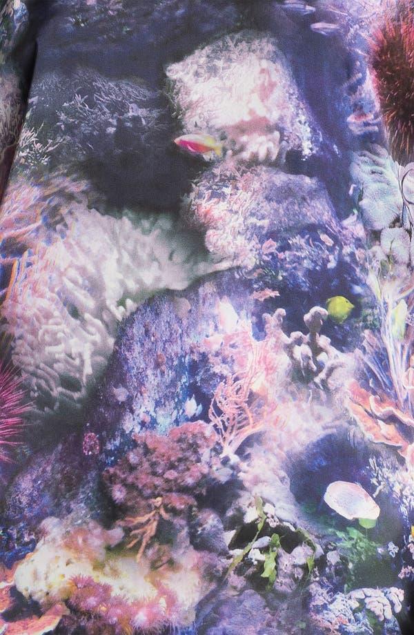 Alternate Image 3  - Trouvé Aquarium Print Tee