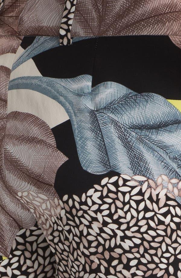 Alternate Image 3  - Diane von Furstenberg 'Naples' Silk Shorts